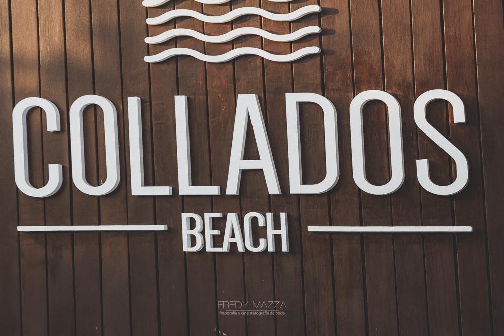 Collados Beach Fotografo Boda Fredy Mazza