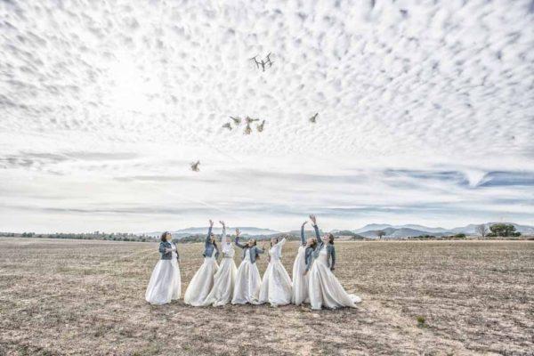 fotografo para bodas molina segura Murcia