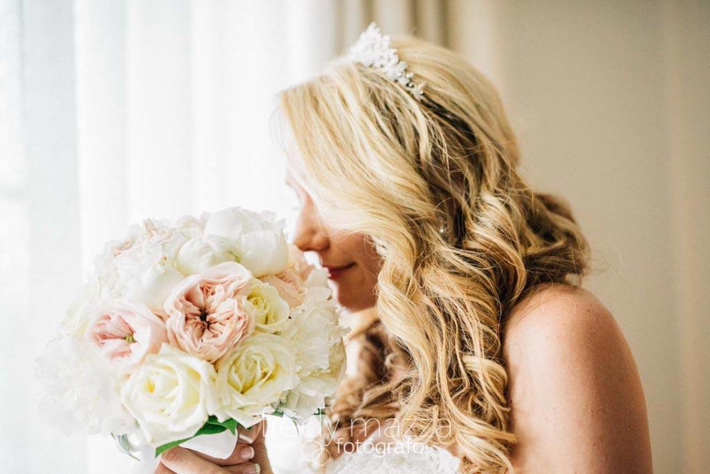 Wedding photographer in Hotel Principe Felipe