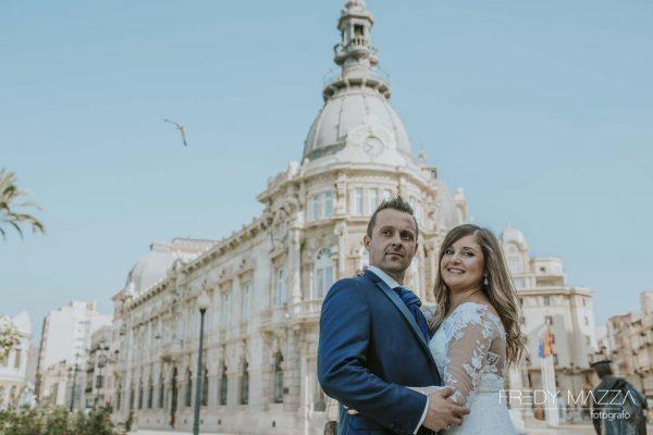 Postboda en Cartagena  - Fotógrafos Beniel