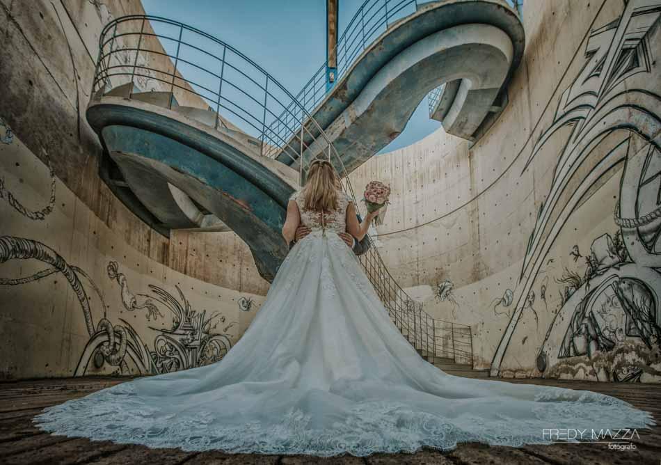 Fotografo bodas Molina Segura Fredy Mazza