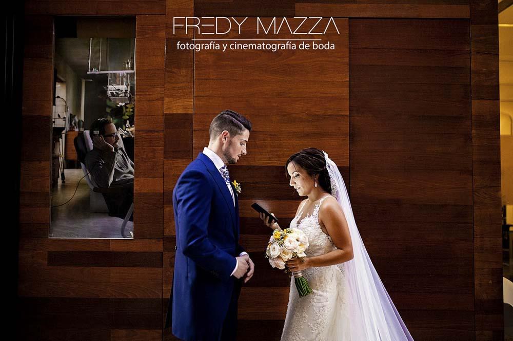 Fotoperiodismo de bodas en Murcia Molina Segura Fredy Mazza