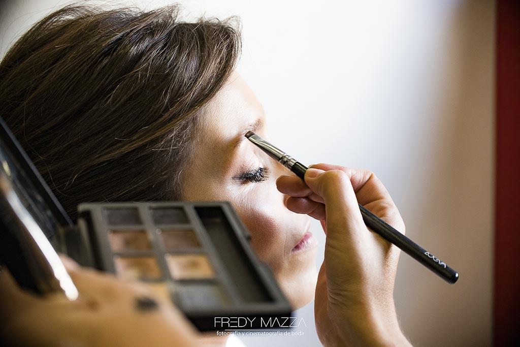 fotografo bodas Fredy Mazza maquilladora profesional